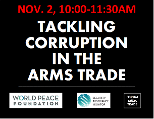 Event: Tackling Corruption