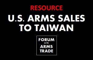 U.S. Arms Sales to Taiwan