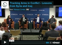 Event: Tracking Arms in Conflict