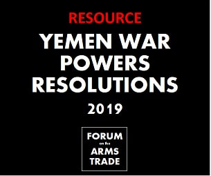 Yemen War Powers