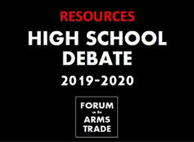 High School Debate 2019-2020